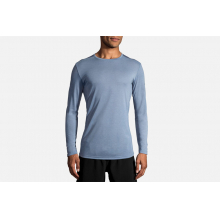 Men's Distance Long Sleeve by Brooks Running in Colorado Springs CO