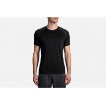 Men's Stealth Short Sleeve by Brooks Running