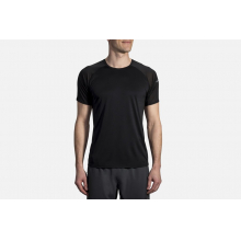 Men's Stealth Short Sleeve by Brooks Running in Fresno Ca