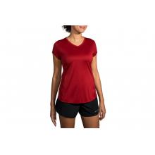 Women's Stealth Short Sleeve by Brooks Running