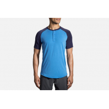 Men's Cadence Short Sleeve by Brooks Running in Flagstaff Az