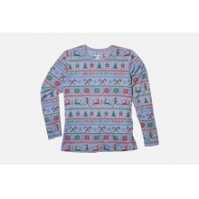 Women's Ugly Sweater Long Sleeve by Brooks Running in Studio City Ca