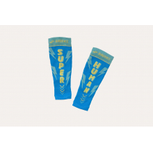 Unisex Superhuman Calf Sleeves by Brooks Running in Arezzo Ar