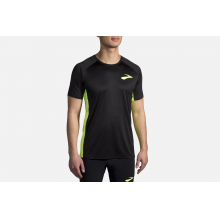 Men's Elite Stealth Short Sleeve by Brooks Running