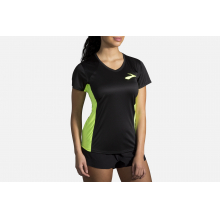 Women's Elite Stealth Short Sleeve by Brooks Running