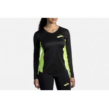 Women's Elite Stealth Long Sleeve by Brooks Running