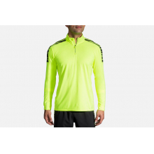 Men's Nightlife 1/2 Zip by Brooks Running in Colorado Springs CO