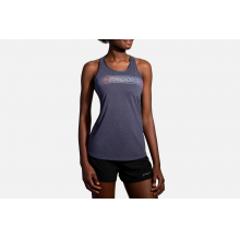 Women's Distance Graphic Tank by Brooks Running in Flagstaff Az