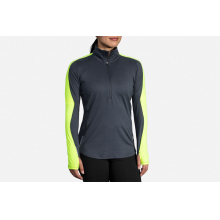 Women's Nightlife 1/2 Zip by Brooks Running in Colorado Springs CO