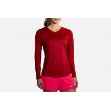Women's Stealth Long Sleeve by Brooks Running