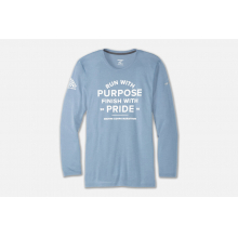 MCM19 Purpose/Pride LS by Brooks Running
