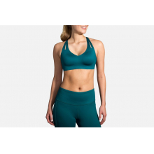 Women's Dare Strappy Run Bra by Brooks Running in Richmond VA