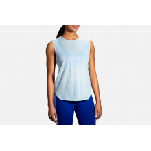 Women's Spirit Tank by Brooks Running in Carbonia Ci