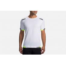 Men's Carbonite Short Sleeve by Brooks Running