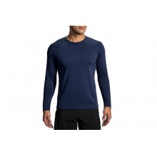 Men's Notch Thermal Long Sleeve by Brooks Running