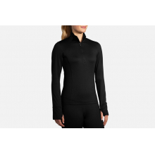 Women's Dash 1/2 Zip by Brooks Running in Bonney Lake WA