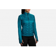 Women's Shield Hybrid Jacket by Brooks Running