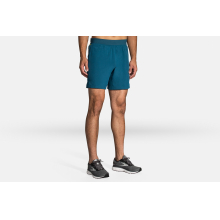 """Men's Sherpa 7"""" Short by Brooks Running in Poughkeepsie NY"""