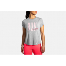Women's Distance Graphic Short Sleeve