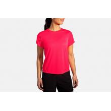 Women's Distance Short Sleeve by Brooks Running