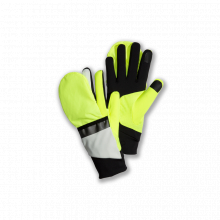 Unisex Draft Hybrid Glove by Brooks Running
