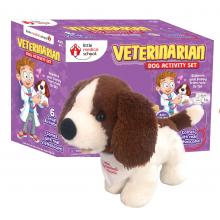Veterinarian Dog Activity Set