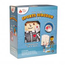 Sports Surgeon Activity Set