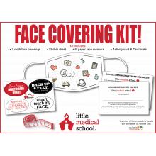 Little Face Covering Kit