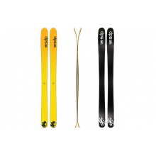 Foundation Wailer F100 RP by DPS Skis in Golden Co