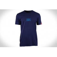 Men's Logo Tee Vintage Sheer by DPS Skis in Chelan WA