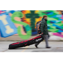 Rolling Quiver Ski Bag by DPS Skis
