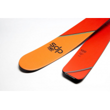 100RP Pagoda by DPS Skis in Golden CO
