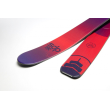 100RP Pagoda Tour  2021 Early Riser Special Edition by DPS Skis in Golden CO