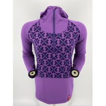 Little Cottonwood Women's Hooded Base Layer by DPS Skis in Chelan WA