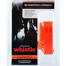 Emergency Whistle by Pro-Tec