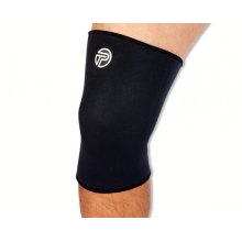 Closed knee sleeve