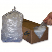 Eco Friendly Ice Bags by Pro-Tec