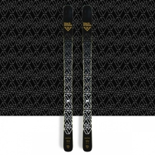 Daemon Skis by Black Crows in Whistler Bc