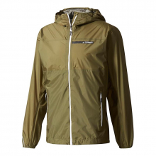 adidas Men's TERREX Fast-Pack 2.5-Layer Jacket by Adidas