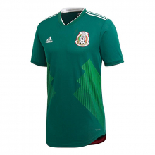 Men's Mexico Home Authentic Jersey by Adidas