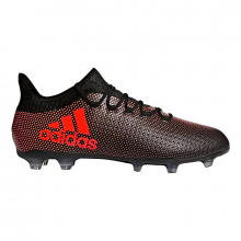 adidas Men's X 17.2 Firm Ground Cleats by Adidas