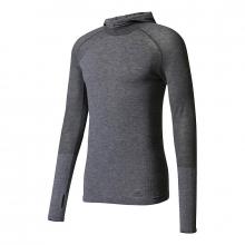 Men's Primeknit Wool Long-Sleeve Hooded Tee