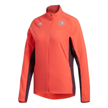 adidas Women's Boston Marathon Supernova Storm Jacket by Adidas