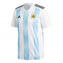 adidas Men's Argentina Home Replica Jersey by Adidas