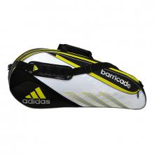 Unisex Barricade III Tour 6 Racquet Bag by Adidas