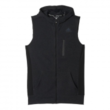 adidas Men's Ultra Knit Fleece Vest by Adidas