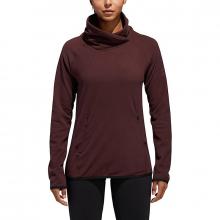 Women's Fleece Coverup Hoodie by Adidas