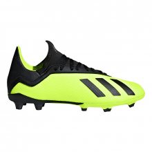 Kids X 18.3 Firm Ground Cleats by Adidas