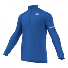 Men's Sequencials CC Half-Zip Long Sleeve by Adidas