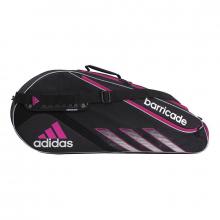 Unisex Barricade III Tour 3 Racquet Bag by Adidas